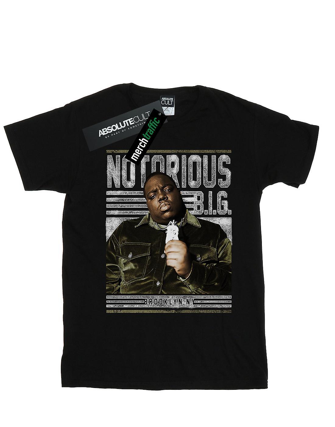 Notorious BIG Men's Biggie Army T-Shirt