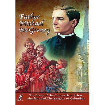 Father Michael McGivney [DVD] USA import