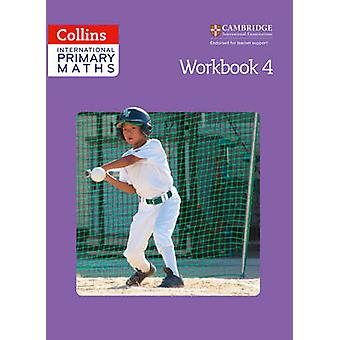 Collins International Primary Maths - Workbook 4 by Paul Wrangles - Ca