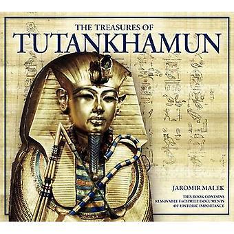 Die Schätze des Tutanchamun von Jaromir Malek - 9780233003481 Buch