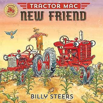 Tracteur Mac nouvel ami de tracteur Mac nouvelle amie - livre 9780374308155