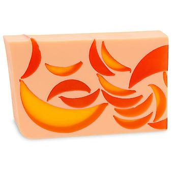Primal Elements bar zeep oranje cantaloupe 170g