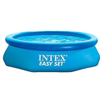 Intex Easy Set Inflatable Conjunto Rápido 10 Pies x Piscina de 30 Pulgadas 28120NP