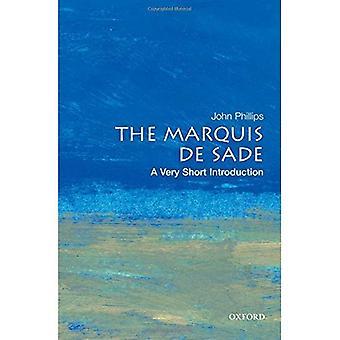 De markies De Sade: A Very Short Introduction (zeer korte inleidingen)