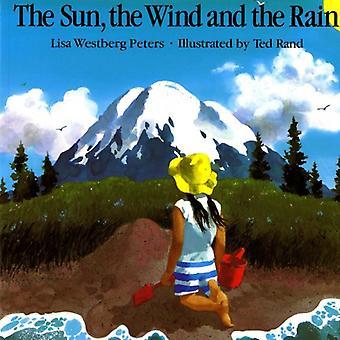 De zon, de Wind en de regen