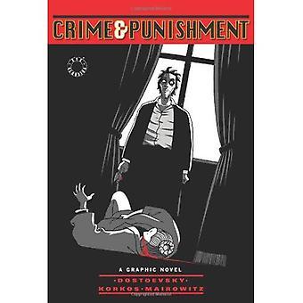 Crime and Punishment (Eye Classics)