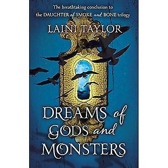 Sogni di Gods and Monsters: figlia di fumo e osso trilogia libro 3