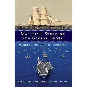 Meeresstrategie und Weltordnung: Märkte, Ressourcen, Sicherheit