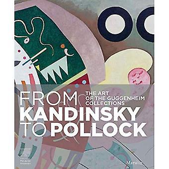 Da Kandinsky a Pollock: l'arte delle collezioni Guggenheim