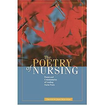 De poëzie van verpleegkunde: gedichten en commentaren van toonaangevende verpleegkundige-dichters (literatuur en geneeskunde-serie)