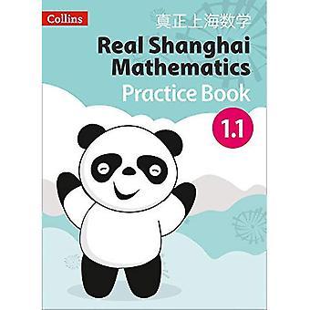Todellinen Shanghai matematiikka - oppilas Practice Book 1.1 (todellinen Shanghai matematiikka)