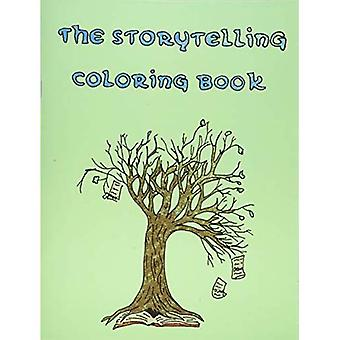 The Storytelling Coloring Book: Ojibwe Traditions Coloring Book Series