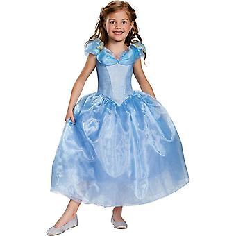 Película de Disney Cenicienta niños traje
