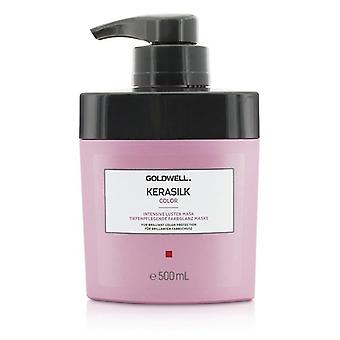 Goldwell Kerasilk Color Intensive Luster Mask (for Color-treated Hair) - 500ml/16.9oz