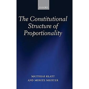 The Constitutional Structure of Proportionality by Klatt & Matthias