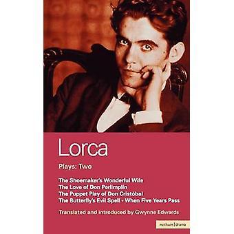 Lorca speelt twee door Garcia Lorca & Federico