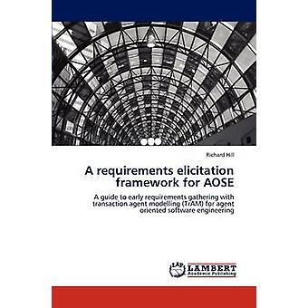 A requirements elicitation framework for AOSE by Hill & Richard