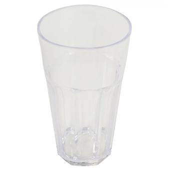 Regatta 450ml Acrylic Clear Durable Camping Tumbler Glass