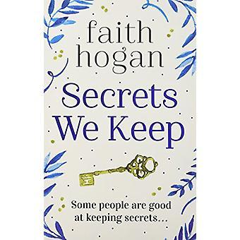 Tajemnice trzymamy przez wiarę Hogan - 9781788542043 książki