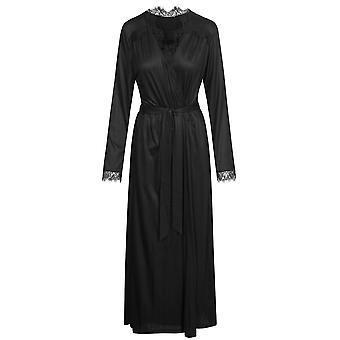 Feraud 3191226 Women's Couture Lace Robe Loungewear Bath Dressing Gown