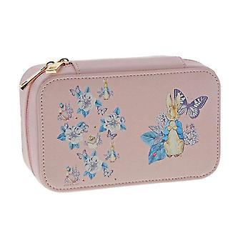 Peter Rabbit Garden Party Pink Jewellery Box