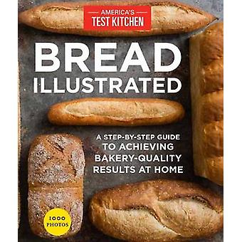 Bread Illustrated by America's Test Kitchen - 9781940352602 Book