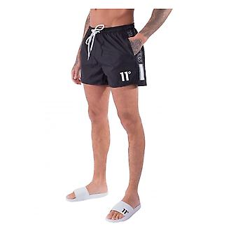 11 Grad Optum Swim Shorts Black