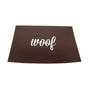 Mason Cash Woof Set de table noir