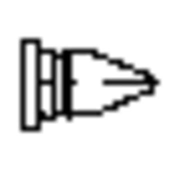Weller LT-D Lödspets Mejselformad, rak spets storlek 4,6 mm innehåll 1 st. (s)