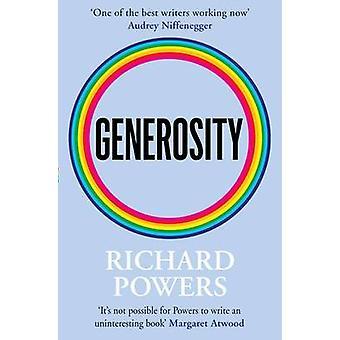 Generosity (Main) by Richard Powers - 9781848871274 Book