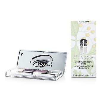 Clinique All About Shadow Quad - # 10 Going Steady 4x1.2g/0.04oz