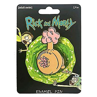 Rick und Morty Plumbus Emaille Pin