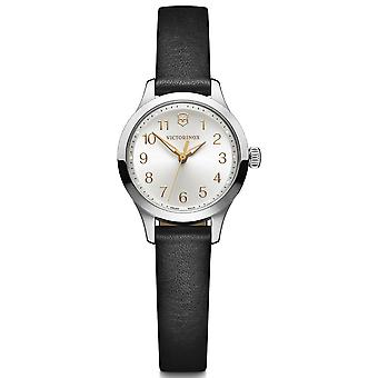 Victorinox alliance Quartz Analog Woman Watch with Cowhide Bracelet V241838