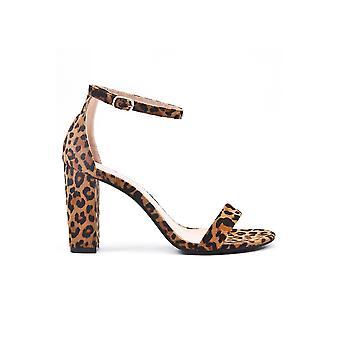 Eläinten painatus strappy sandaalit