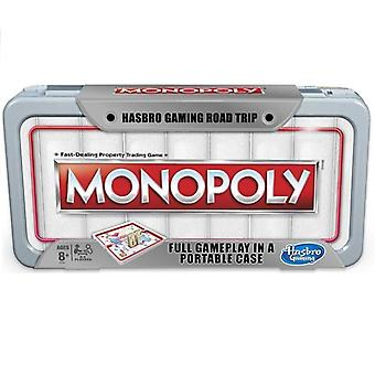 Monopoly, travel games