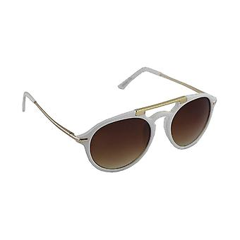 Sunglasses Ladies Oval - Wit1709_3
