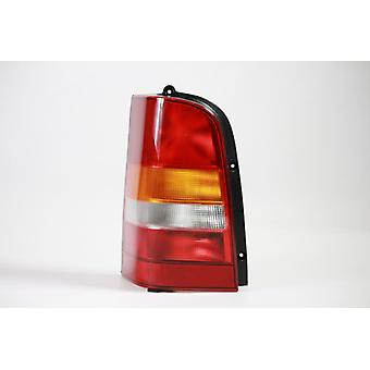 Left Tail Lamp (Red+Amber+Clear Van Models) for Mercedes VITO Bus 1996-2003