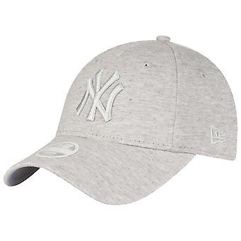 עידן חדש 9Forty נשים כובע-ג'רזי ניו יורק יאנקיז גריי