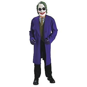 Pojat Joker puku-tumma ritari