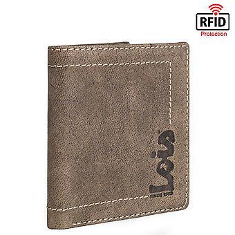 Aitoa nahkaa miesten lompakko malli Debauch