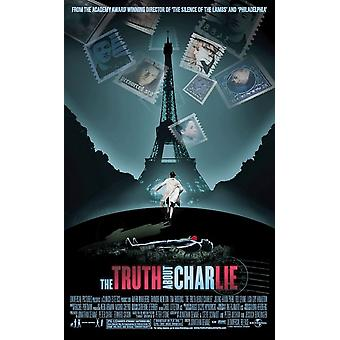 Charlie totuus (kaksipuolinen Regular) (2002) alkuperäinen elokuva juliste