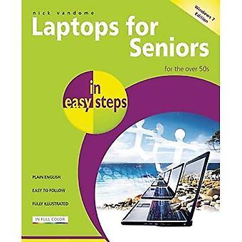 Laptops for Seniors in Easy Steps: Windows 7 Edition - For the Over 50s