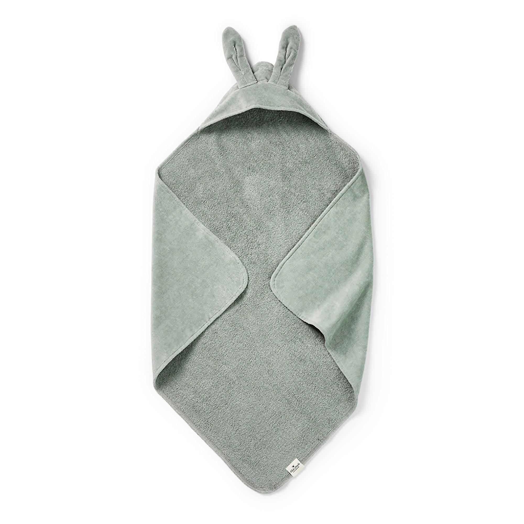 Elodie details - hooded towel - mineral green