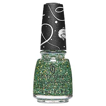 China Glaze Sesame Street 50 Years And Counting 2019 Nail Polish Collection - A Grouchy New Year (547109) 14ml
