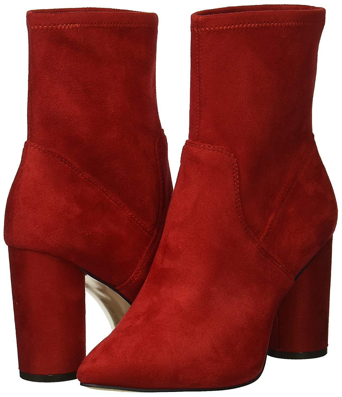 Bcbgeneration kvinder ' s Ally mode støvle, Rich Red, 6,5 M US