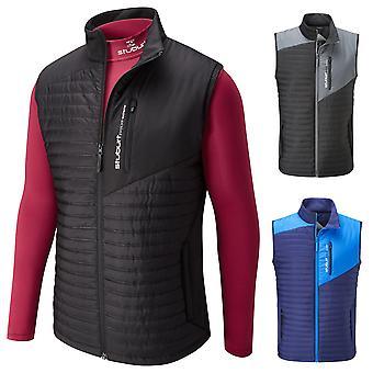 Stuburt Mens Golf Evolve Extreme Full Zip Padded Thermal Gilet