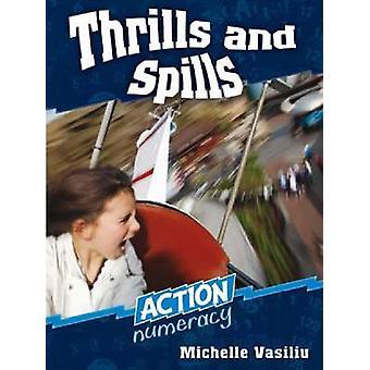 Thrills and Spills by Michelle Vasiliu - 9780864316622 Book