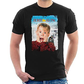 Home Alone Film Poster Men's T-Shirt