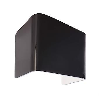 Abdeckung Aluminium schwarz 125x90x110 mm für Crateris I