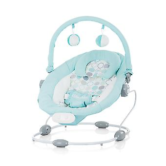 Chipolino baby rocker siesta, music function and vibration, volume adjustable